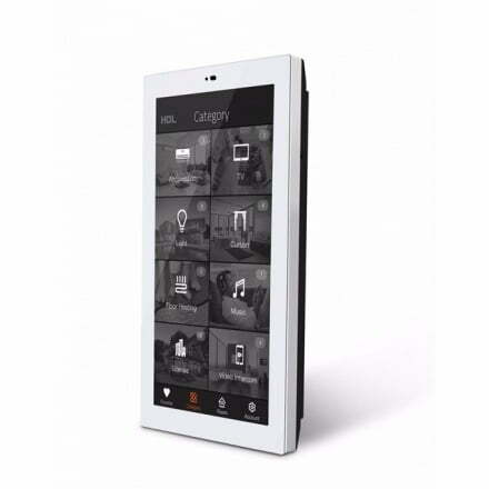 HDL S57 Wall Mount Smart Home Display