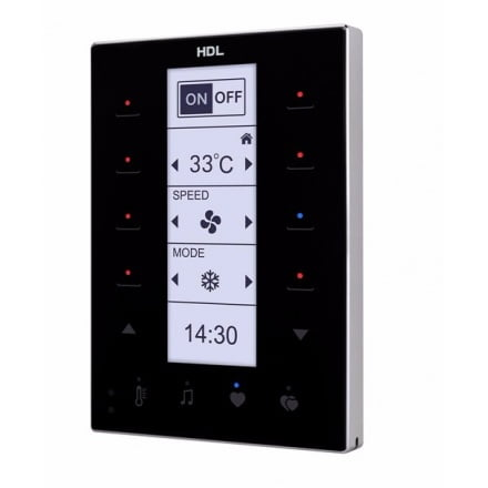 HDL iTouch Smart Wall Mount Display
