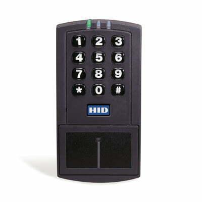HID Prox EntryProx Stand Alone Keypad Reader 4045 CGNU0
