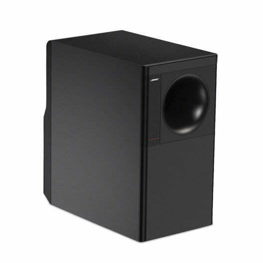 Bose 3 Series I Black