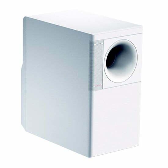 Bose 3 Series I White